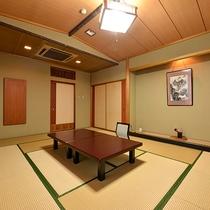 【和室/筑波】紫峰(しほう)。筑波山を部屋の名前に頂いたお部屋です。
