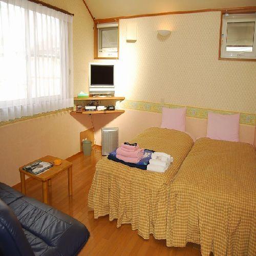 本館ツインベッドルーム一例