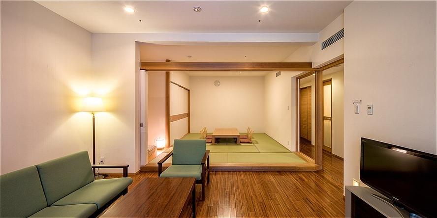 新館和室+リビング(一例)