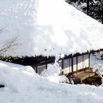 *正受庵(冬)