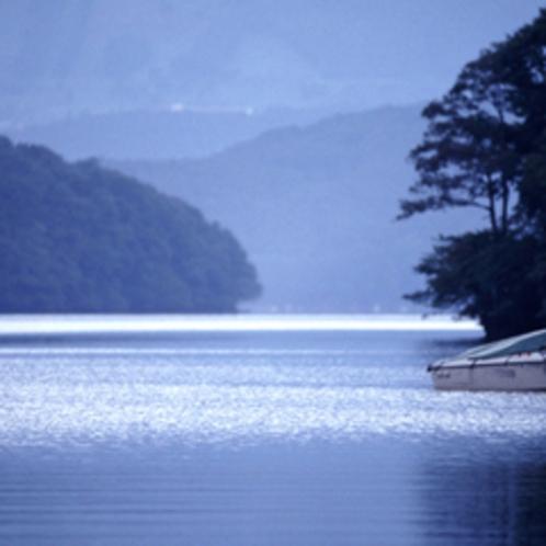 *野尻湖(夏)