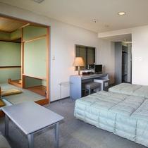 ■本館・和洋室29~36平米のお部屋です。ご家族やグループにおすすめです。