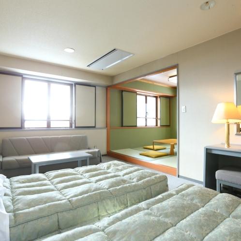 ■【本館・和洋室36平米】のお部屋です。