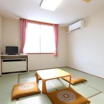 ■【本館・和室8畳(バス無し)】のお部屋です。