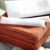 ■タオル・歯ブラシをご用意しております。