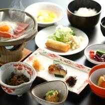 ■ある日の朝食一例