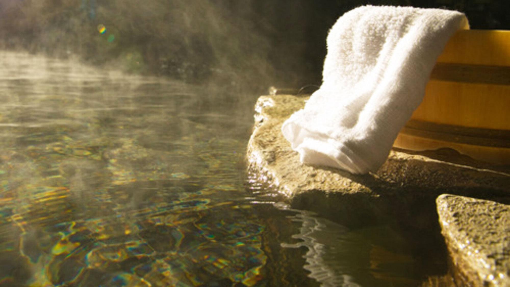 【洞窟大浴場】夫婦円満風呂