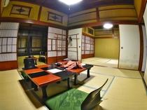 松の家本館のお部屋
