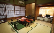 本館の和室