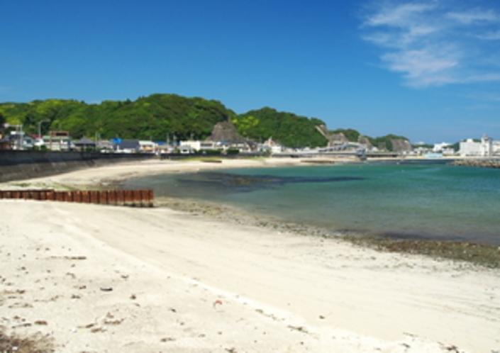 串浜(くしはま)海水浴場