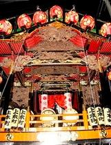 上本町の屋台