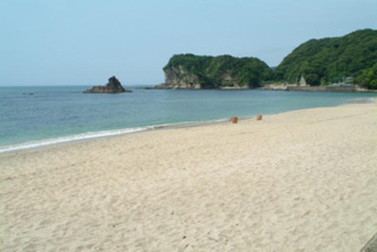 守谷(もりや)海水浴場