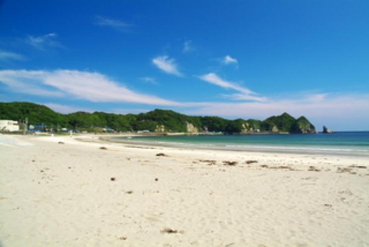 鵜原(うばら)海水浴場