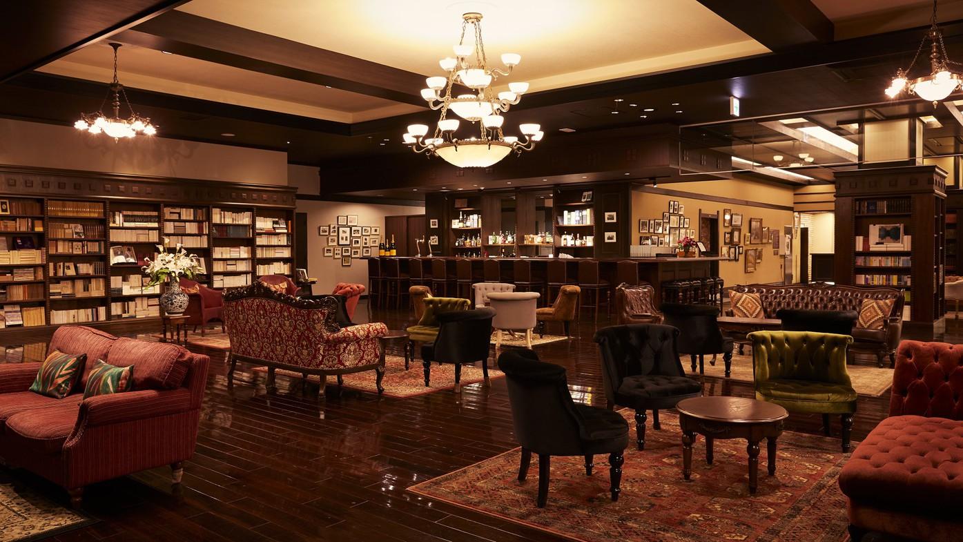 ・蔵書Lounge&Bar