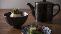 蓼科 山キュイジーヌ◆ご飯物はスープカレーか焼き味噌茶漬けをお選びいただけます