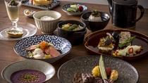 蓼科 山キュイジーヌ◆信州の山の幸をふんだんに使った料理です