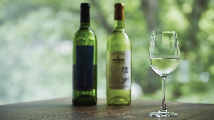 NAGANO WINE◆長野県はワイン用ぶどうの生産量は日本一を誇ります