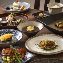 ◆ご夕食 蓼科山キュイジーヌ
