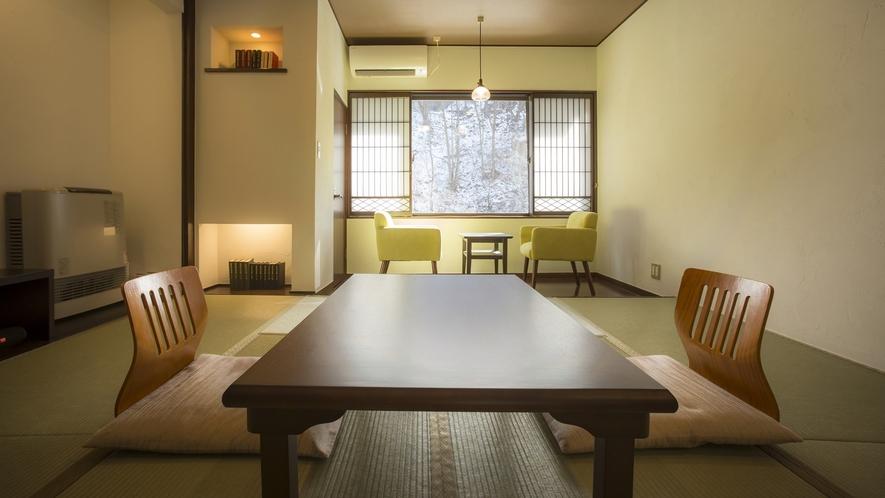 奥廊下 すずらん亭◆本館から遠い廊下の先に位置する為お得な価格の隠れた人気のお部屋