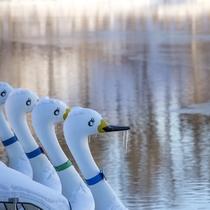 ◆冬の蓼科湖