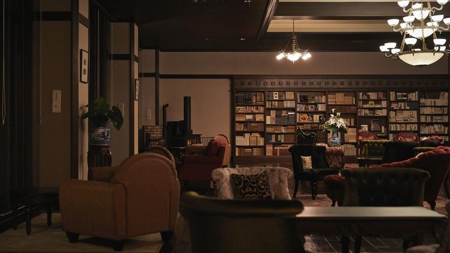 蔵書Lounge&Bar◆貴方だけの特別な時間を