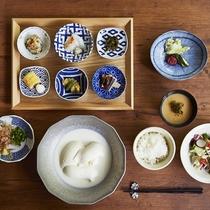 ◆ご朝食 蓼科山ごはん