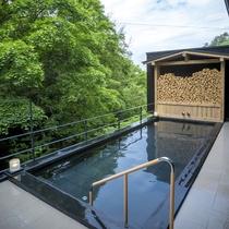 ◇大浴場併設露天風呂