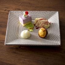 ◆蓼科 山キュイジーヌ:デザート