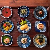 ◆2泊目のお料理