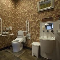 ■オストメイト対応トイレ