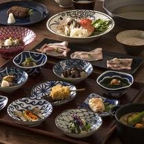 ◆ご夕食 蓼科山ごはん