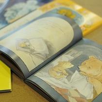 図書コーナー 絵本
