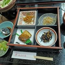 *ご朝食一例/ご朝食は和定食。たくさん食べて一日の活力に!