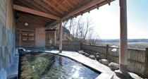 *展望露天風呂(貸切)70段の階段を上りますが眺望は大変美しいです