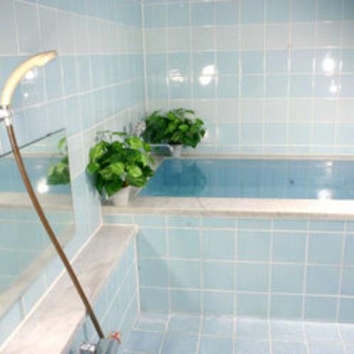 eg:天然温泉風呂