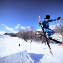 スキージャンプイメージ