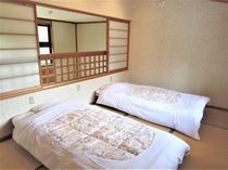 2LDK寝室(一例)