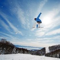 猪苗代スキー場エアー