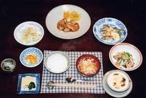 旬の素材を使った家庭料理