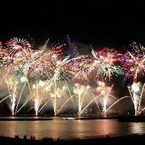 熱海の海上花火大会