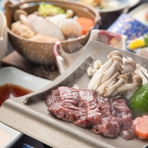 *[夕食/甲州ワインビーフプラン一例]肉の甘み・旨味が自慢「甲州ワインビーフ」をご堪能下さい