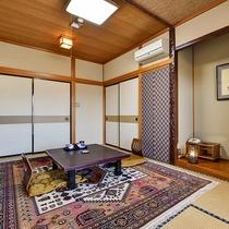 *[スタンダード和室一例]懐かしい雰囲気の純和風の客室