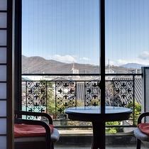 *[スタンダード和室一例]山々を望める客室も一部ございます