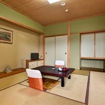 *[スタンダード和室一例]純和風の客室は落ち着いた雰囲気でほっと心和みます