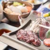*[夕食/甲州ワインビーフプラン一例]シンプルな調理法で肉本来の旨味をお楽しみ下さい