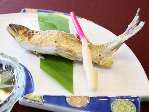 【期間限定】鮎漁解禁♪旬の味『鮎めし』&『鮎の塩焼き』でご夕食♪現金特価