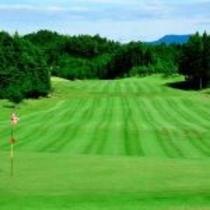 周辺には良きゴルフ場が多数あります