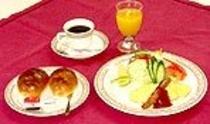 ご朝食 一例