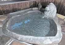 貸切風呂でのんびりゆったり寛ごう!