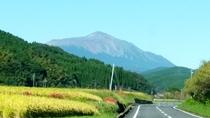 【秋】高千穂峰